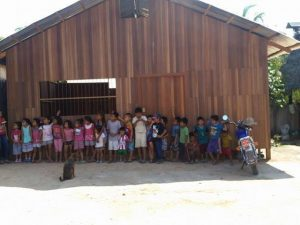 Ucayali: Implementan novedosa biblioteca infantil en Yarinacocha