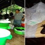 Huánuco: Detienen a tres sujetos con más de 80 kilos de droga