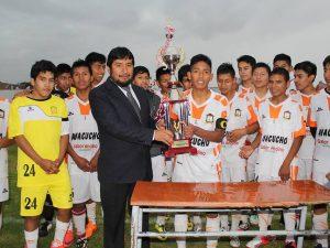Ayacucho F.C. se llevó el título regional de la Copa Federativa