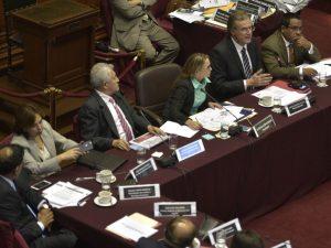 Mininter propone identificar y centralizar jueces y fiscales contra el crimen organizado
