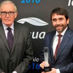 Premian labor de la Autoridad Nacional del Agua ejecutada en 2016