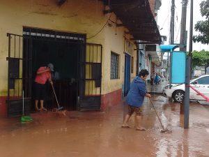 Tingo María soportó intensas lluvias