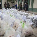 Más de 32 toneladas de droga fueron incineradas en 2016