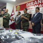 Mininter y PNP informaron sobre acción antinarcóticos en el Vraem