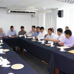 Alcaldes del Vraem coordinan proyectos de desarrollo con Devida