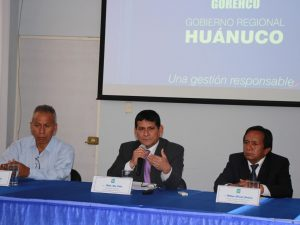 Avanzan coordinaciones para fortalecer producción cafetera huanuqueña