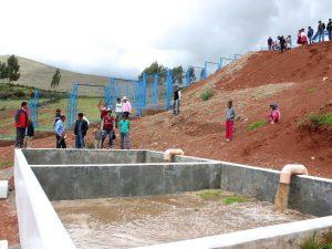 Ayacucho: Optimizaron acceso al agua potable en Pomatambo
