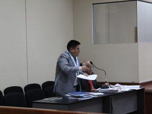Caso Bustíos: Revisan documentos del CVR y del CIDH