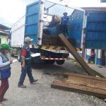 Cusco: Decomisan más de seis mil pies tablares de tornillo
