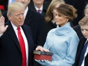 """Donald Trump: """"América será grande de nuevo"""""""