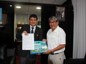 Huánuco: Gobierno regional y Osinfor coordinarán acciones a favor de bosques