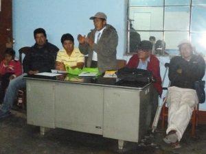Ayacucho: Implementarán proyecto a favor de la mujer y menores en Carmen Alto