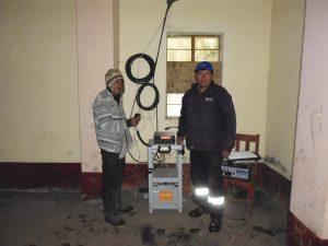 Equipos de radio ya interconectan a centros de salud en Ayacucho