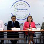 Minam optimizará entrega de información para prevenir desastres naturales