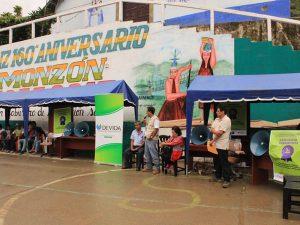 Monzón: Reconocen comunicación comunal en caserío San Benito