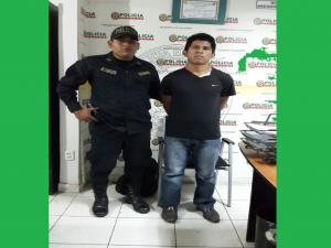 Policía capturó a cinco requisitoriados en Tingo María