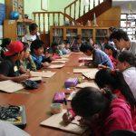 Promueven conciencia ambiental entre niños ancashinos