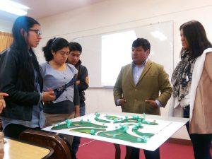 Propuestas arquitectónicas para reserva de biósfera en Junín
