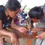 San Martín: Nativas desarrollan actividades productivas y conservan bosques