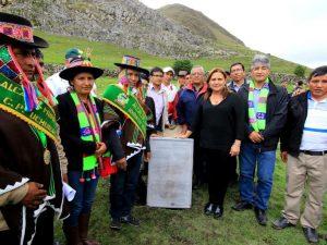 Santuario ecológico en memoria de mártires de Uchuraccay