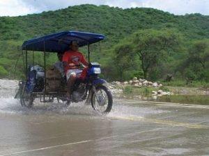 Selva norte soportará lluvias más fuertes en esta semana