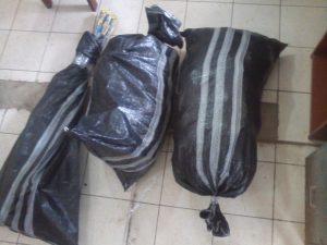 Tingo María: Policía decomisó 80 kilos de pirotécnicos