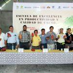 Ucayali: Inauguran escuela para optimizar producción de cacao