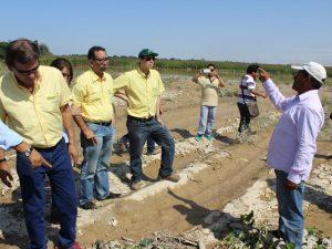 Agrobanco evalúa situación de clientes afectados por lluvias y huaicos