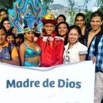 Alistan carnaval madrediosino