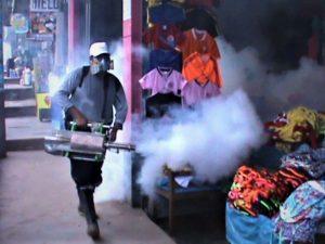 Alto Amazonas: Acciones de prevención contra el dengue, chikunguña y zika