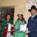 Ayacucho: Facilitan abono agrícola a productores afectados por lluvias