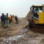 Ayacucho: Reparan daños a vías tras caída de intensas precipitaciones