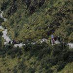 Sernanp realiza limpieza en red de Caminos Inka del Santuario de Machupicchu