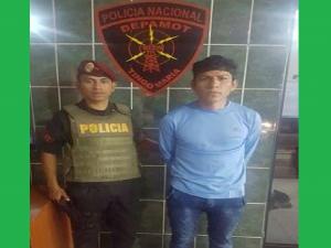 Dos requisitoriados son capturados en Tingo María
