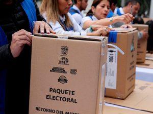 Ecuador: Sospecha de fraude en comicios presidenciales