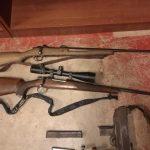 Incautan armamento a ocho presuntos terroristas en el Vraem