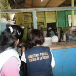 Intervienen restaurantes en Puerto Maldonado