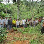 Junín: Inician proyecto de reconversión productiva en Pangoa
