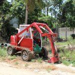 Madre de Dios: Presentan retroexcavadora para impulsar desarrollo de comunidades