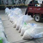 Mininter incineró 7.9 toneladas de droga