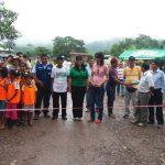 Puerto Inca: Inauguran obra vial para impulsar agricultura en zonas excocaleras