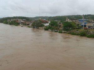 Huallaga alcanzaría nivel crítico de inundación
