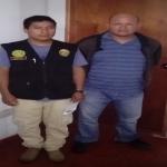 Tres requisitoriados intervenidos en Tingo María