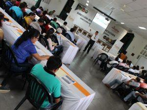 Analizan competitividad regional en San Martín