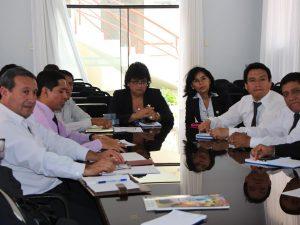 Huánuco: Inician coordinaciones para el Centro Exporta 2017