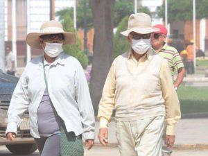 Afectados por huaicos deben usar mascarilla adecuada para evitar infecciones
