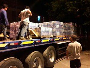 Ancash: Prosiguen trabajos a favor de la población damnificada