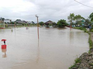 Ucayali: 30 familias fueron afectadas por desborde del río Tambo