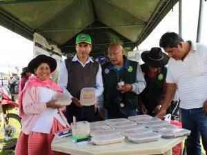 Ayacucho: Alistan feria ganadera y agroindustrial de Manallasacc