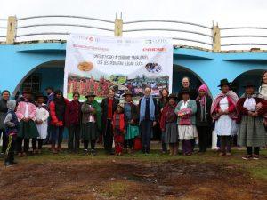 Ayacucho: Comunidades gestionan 'banco de crédito social' para invertir en quinua orgánica